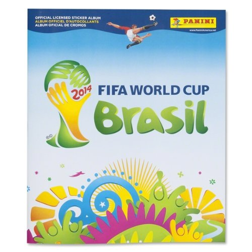 Panini - FIFA World Cup 2014 Brasil - ALBUM