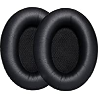 Replacement Earpads, Mudder 2 Pieces Foam Ear Pad - Cushion Repair for Bose Quietcomfort 2/15/ 25, Ae2, Ae2i - Black