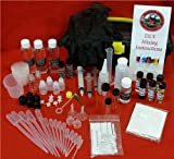 DIY FS Vape E Juice Kit with Multiple Size Bottles, Syringes and Blunt Dispensing Tips. (non sterile / non medical) offers