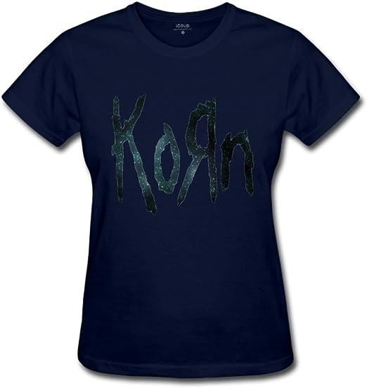 Korn Band damen tank top lady T-shirt Shirt tee