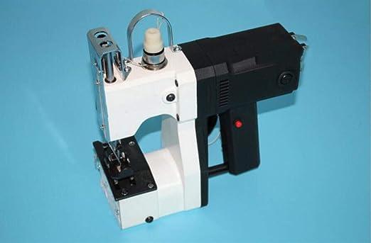 Máquina de cierre de bolsas Máquina de coser portátil Bolsa de ...