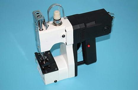 Máquina de cierre de bolsas Máquina de coser portátil Bolsa ...