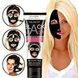 #4: Blackhead Remover Mask, Charcoal Peel Off Mask,Deep Cleaning for Face And Nose