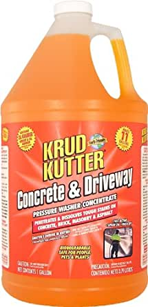 Amazon Com Krud Kutter Dg01 Orange Pressure Washer