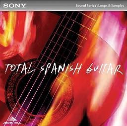 Jade Hill: Total Spanish Guitar [Download]