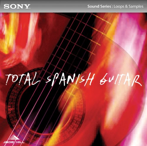Jade Hill: Total Spanish Guitar [Download]