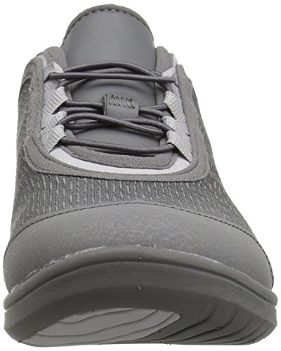 Clarks Sneaker Clarks Synthetic Grey Sneaker Donna pqPZRxP7