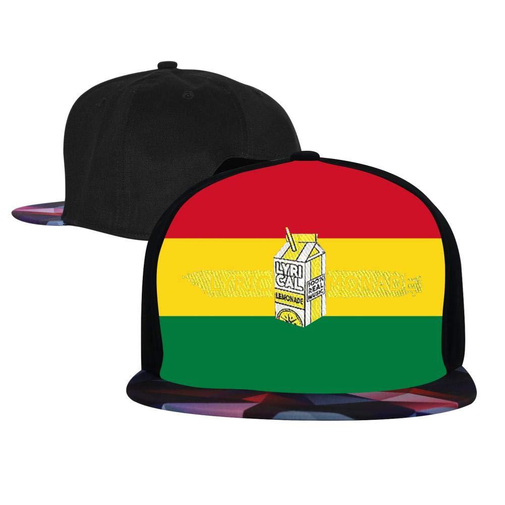 EUYK77 Lyrics Lemonade Mens and Womens Trucker Hats Adjustable Hip Hop Flat-Mouthed Baseball Caps