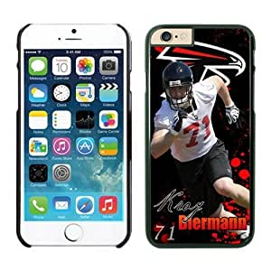 NFL Atlanta Falcons Kroy Biermann iPhone 6 Cases Black 4.7 Inches NFLIphoneCases13591 by kobestar