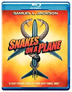 Snakes on a Plane [Blu-ray]