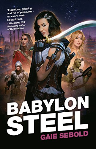 Babylon Steel cover