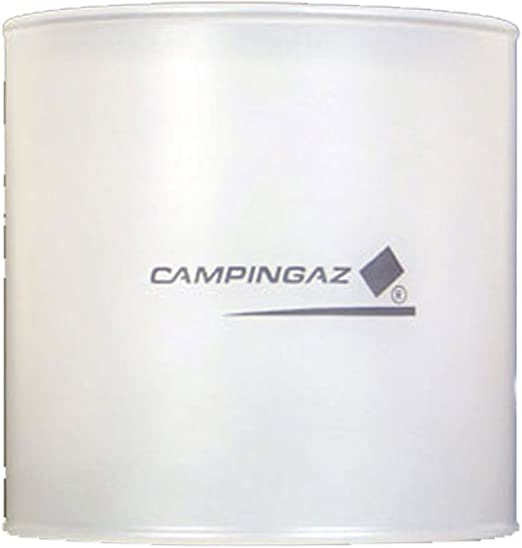 Relags Campingaz Ersatzglas-für Synphony alt, 100 mm Cristal de Recambio, Unisex, Weiß, Talla única