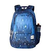 Wildcraft 31 Ltrs Blue Casual Backpack (11653-Blue)