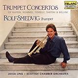 Trumpet Concertos of Haydn, Hummel, Torelli, and Bellini