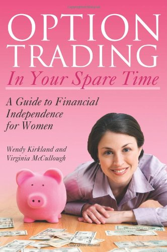 51EmkSL6fSL - Option Trading in Your Spare Time: A Guide to Financial Independence for Women