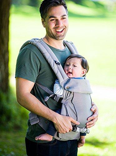 da20877e44f 360 Ergonomic Baby Carrier - All Season Baby Sling - 6 - Import It All
