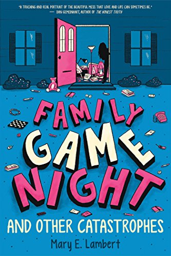 Family Game Night and Other Catastrophes by [Lambert, Mary E.]