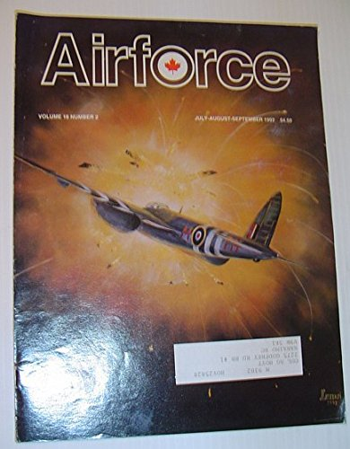 Airforce Magazine: July-August-September 1992, Volume 16 Number 2 ()
