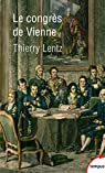 Le congrès de Vienne par Lentz