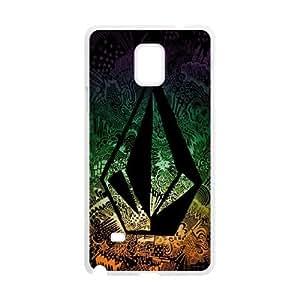 Samsung Galaxy Note 4 VOLCOM pattern design Phone Case H13JV21659