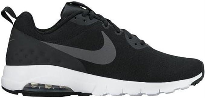 Nike Herren Air Max Motion Lw Laufschuhe, Schwarz (Black
