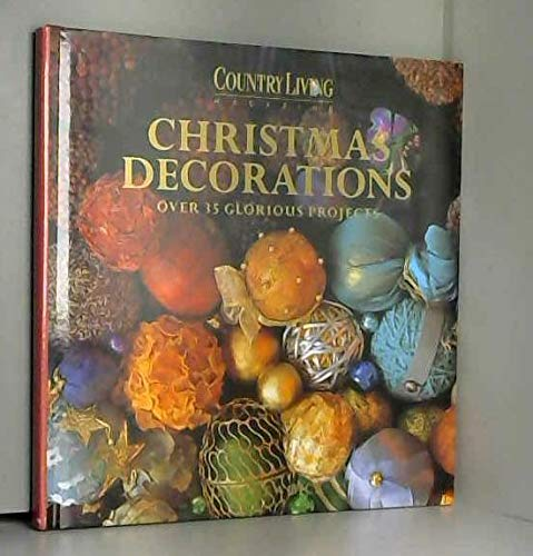 'Country Living' Christmas Decorations