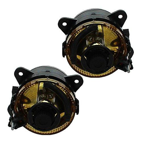 mit E-Pr/üfzeichen, 2x Nebelscheinwerfer NSW Nebellampe Nebelleuchte HB4 links rechts