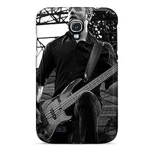 Samsung Galaxy S4 Ybt5946hUbo Provide Private Custom Realistic Einherjer Band Series Scratch Protection Hard Cell-phone Cases -KennethKaczmarek