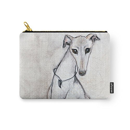society6-the-greyhound-wearing-his-thorn-carry-all-pouch-small-6-x-5