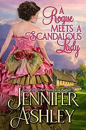A Rogue Meets a Scandalous Lady: Mackenzies (Mackenzies Series ...