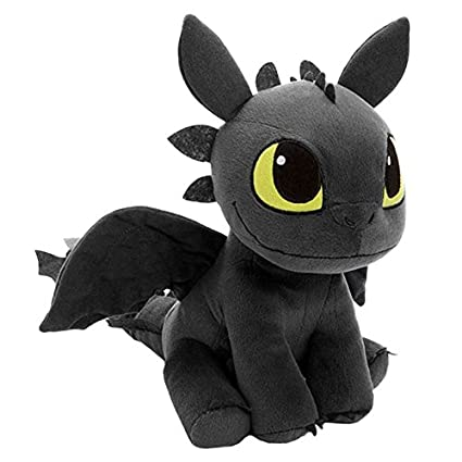 Amazon Com Baxbo Toothless How To Train Your Dragon Plush Toys Games