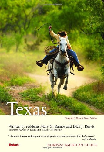 Read Online Compass American Guides: Texas, 3rd Edition (Full-color Travel Guide) pdf epub