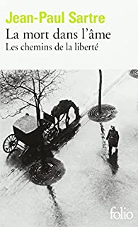 Les chemins de la liberté 03 : La mort dans l'âme