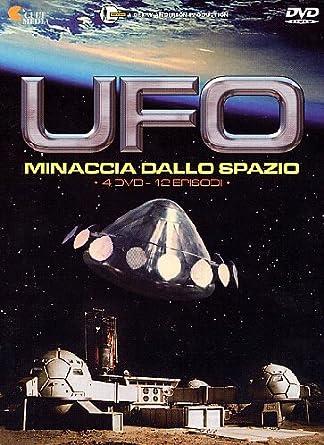 Ufo Cofanetto #01 (4 Dvd) [Italia]: Amazon.es: Michael ...