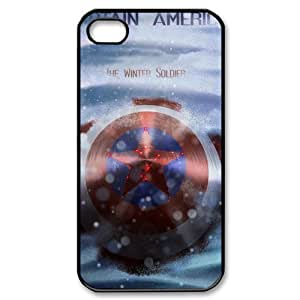 Captain America Hard Case High-quality Custom For HTC One M9 Case Cover (Hard shell)