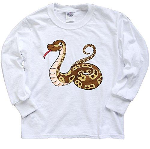 Ball White Youth T-shirt - 2