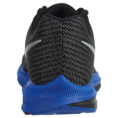 Silver Air Hombre De Deporte Zapatillas Black Para 009 Waffle Trainer Metallic Nike 7dxqvfTww