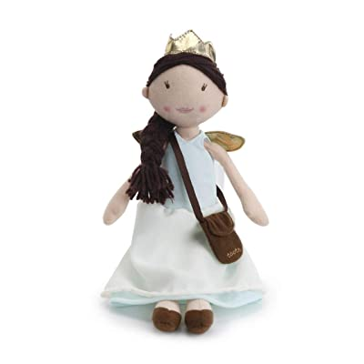 Redrock Traditions Tooth Fairy's Helper with Pouch 12 inch Plush Stuffed Doll Toy: Toys & Games