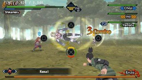 Naruto Shippuden: Kizuna Drive (PSP [importación inglesa ...
