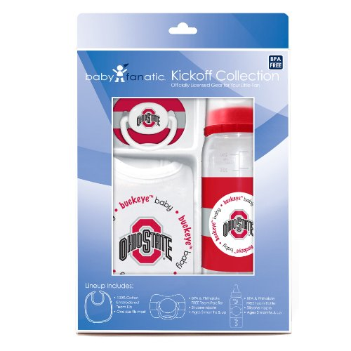 Baby Fanatic Gift Set, Ohio State