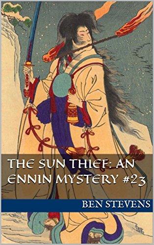The Sun Thief: An Ennin Mystery #23