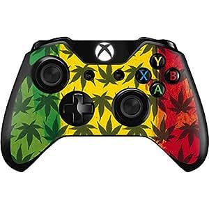 Amazon.com: Rasta Xbox One Controller Skin - Marijuana ... Xbox One Skins Amazon