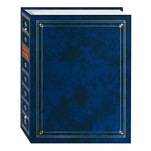 Pioneer APS 3-Ring Bi-Directional Le Memo Album, Royal Blue