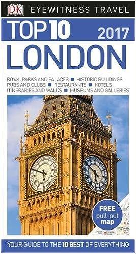 Top 10 London (Eyewitness Top 10)