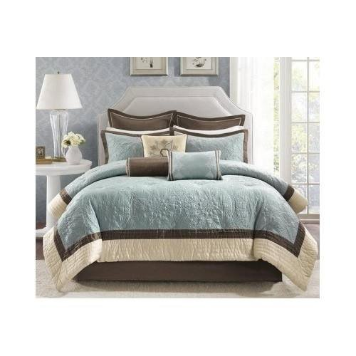 mforter Bedding Set with Pillows Includes Scented Candle Tarts(king) ()