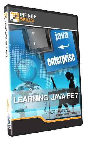 Learning Java EE 7 - Training DVD