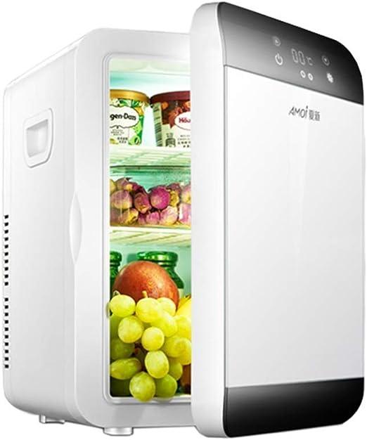 WYJW Mini refrigeradores Refrigerador pequeño Refrigerador pequeño ...