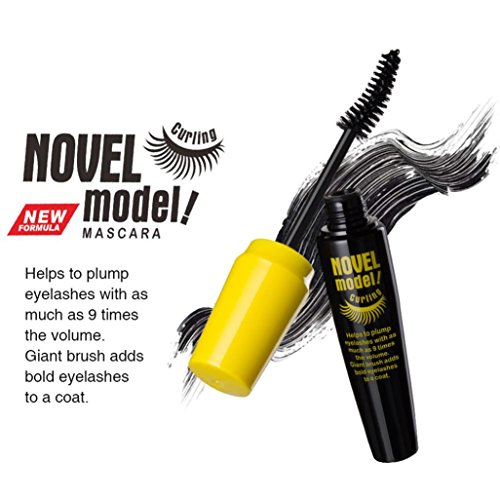 Amazon.com : Mascara for Eyelash Extensions, Staron Black Mascara Makeup Eyelash Waterproof Extension Curling Eye Lashes, 3D Fiber Lash Mascara - Best for ...