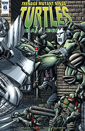 Amazon.com: Teenage Mutant Ninja Turtles: Urban Legends #6 ...