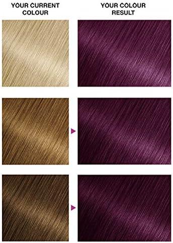 Garnier Olia Bold 4.26 Rose Violet Tinte permanente para el cabello